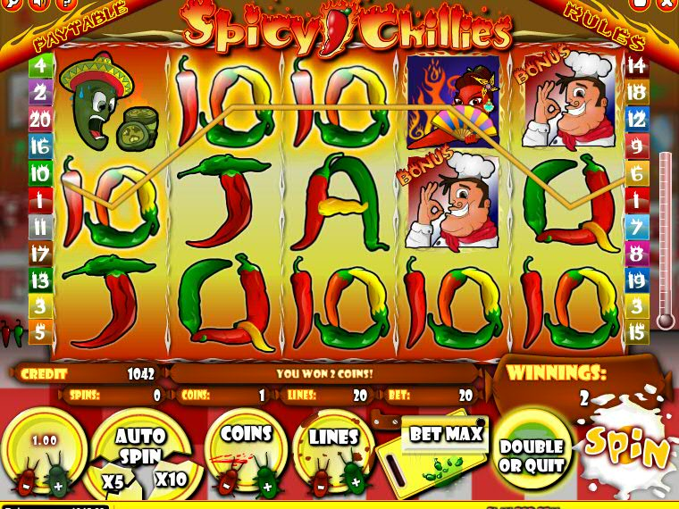 spicy-chillies-slot-machine